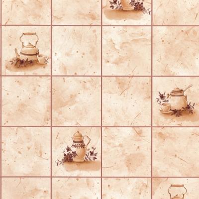 D-C-FIX 200-2619 (2002619) «Кафель, чайники» Самоклеющаяся пленка для кухни и ванной под кафель