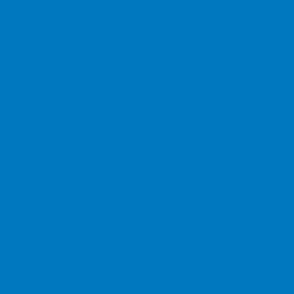 Самоклейка D-C-FIX глянц.uni ярко-синий