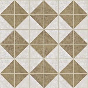 Самоклейка PATIFIX Мрамор-плитка белый/коричневый