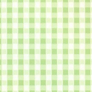 Самоклейка PATIFIX Клетка мелкая, зелено-белая