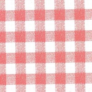 Самоклейка PATIFIX Клетка средняя, красно-белая