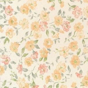 Самоклейка PATIFIX Цветы оранжево-розовые