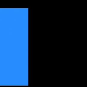 Самоклейка D-C-FIX транспарент uni синий