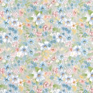 Самоклейка D-C-FIX кр.цветы