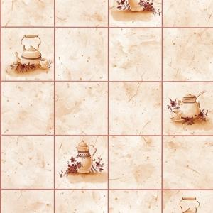 кафель, чайники