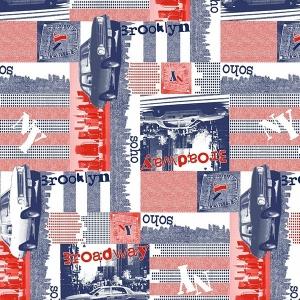 Самоклейка D-C-FIX декор BROADWAY
