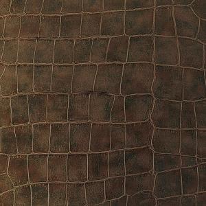 Самоклейка D-C-FIX кожа крокодила коричневая