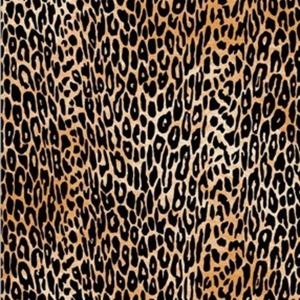 Самоклейка D-C-FIX велюр леопард