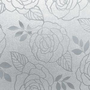 PATIFIX 61-2185 «Растительный Орнамент» Самоиклейка витражная на стекло прозрачная